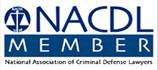 National Association of Criminal Defense Lawyers Member